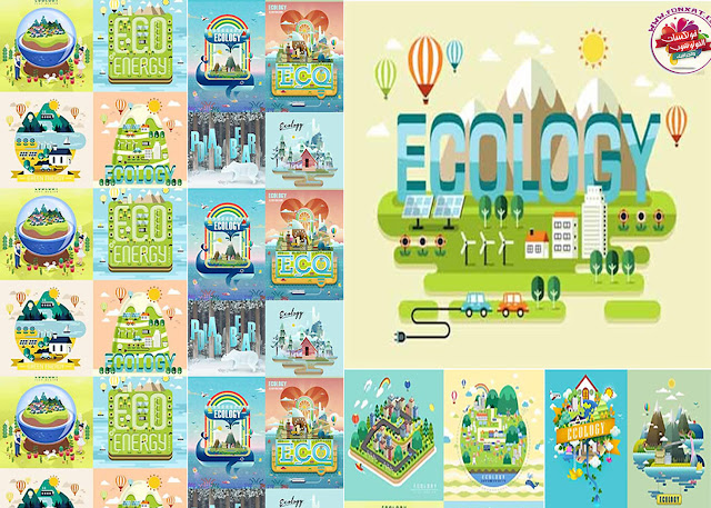 Download Images Vector Ecology and Environment concept