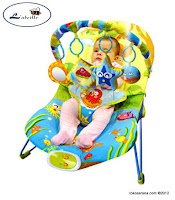 Junior L'abeille BR90008 Baby Bouncer