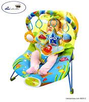 Junior L'abeille BR90008 Baby Bouncer