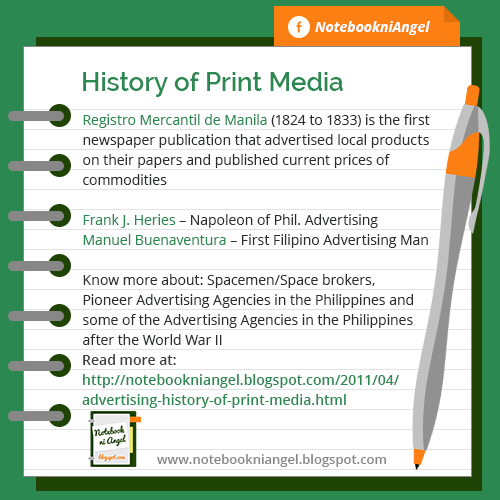 Advertising: History of Print Media