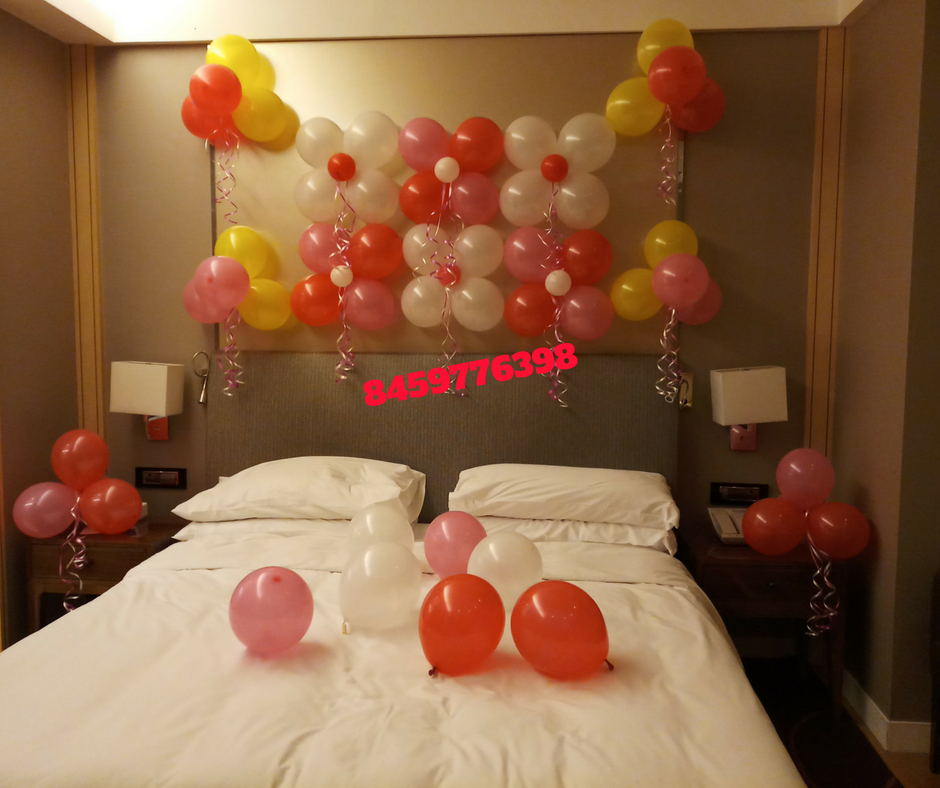 Simple Birthday Decoration Ideas At Home For Husband
