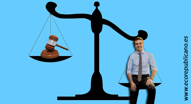 Cuatro jueces puestos por el PP decidirán si Pablo Casado es culpable