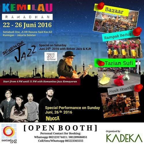 Kemilau Ramadhan SetiaBudi One Kuningan Jakarta