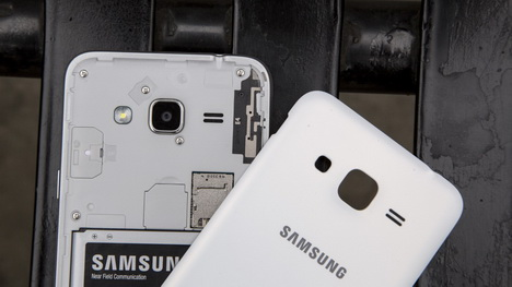 Samsung Galaxy J3 2016 Kekurangan