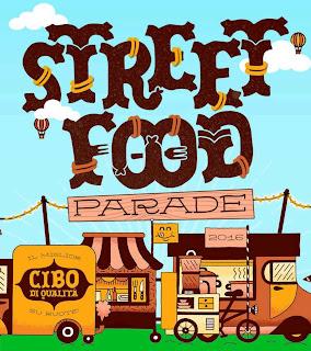 Street Food Parade 7-8-9 ottobre Legnano 2016