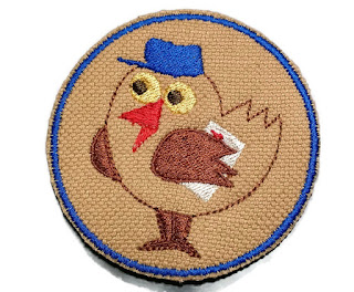oiseau, bird, broderie gratuite, free embroidery pattern, machine embroidery, broderie machine, patch, écusson