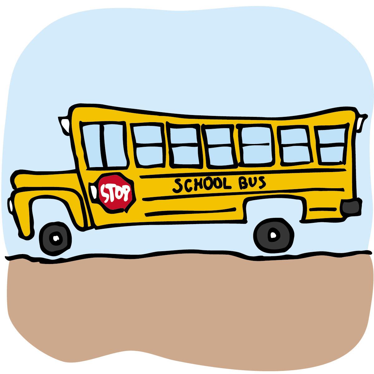 free clipart school bus - photo #17