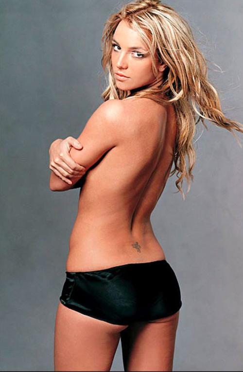 Tattoo Me No Britney Spears Tattoos