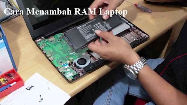 Cara Menambah RAM Laptop di Semua Windows  2 Cara Menambah RAM Laptop di Semua Windows 100% Berhasil