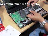 2 Cara Menambah RAM Laptop di Semua Windows 100% Berhasil
