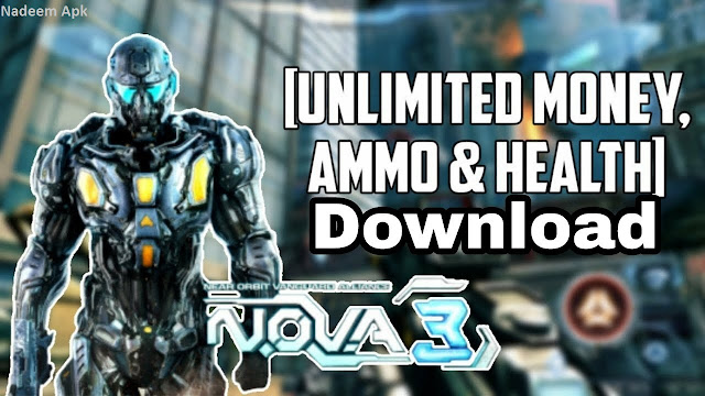 Download Nova 3_New Version__Mod Unlimited Coins
