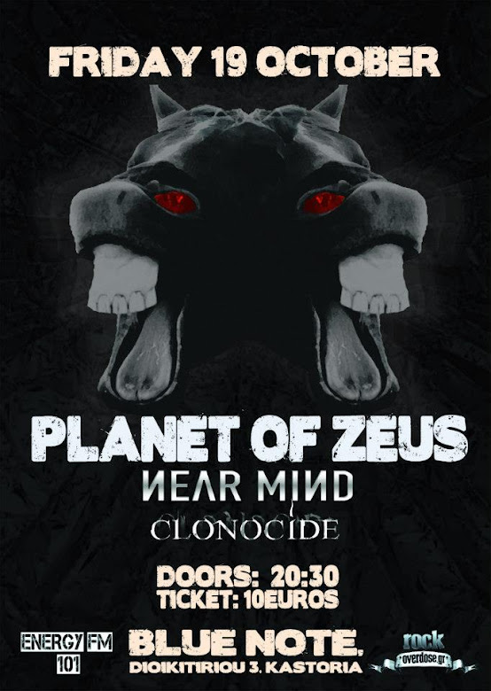 near mind, planet of Zeus, Clonocide