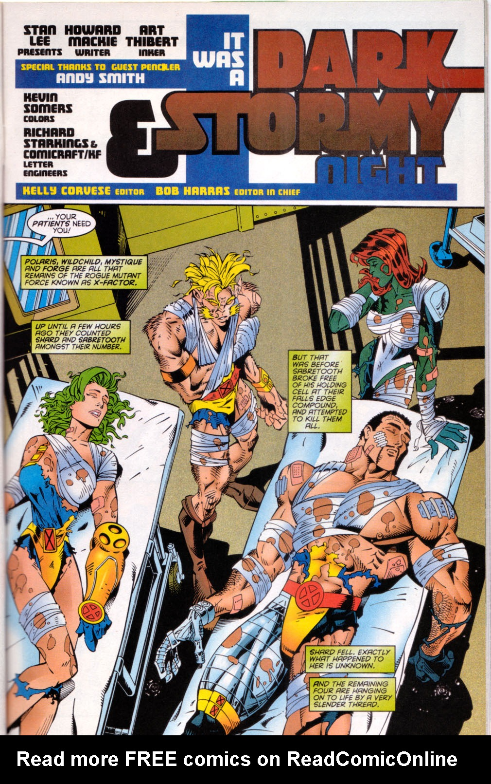 Read online X-Factor (1986) comic -  Issue #137 - 4