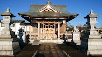 麻生区の栗木御嶽神社