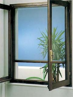 Arredo in zanzariera rimedio sempre efficace - Tagliare vetro finestra ...