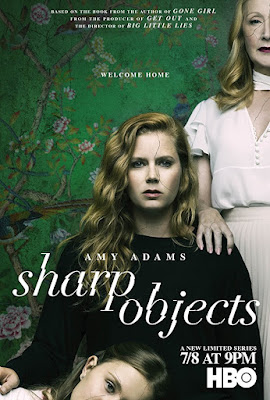 Heridas Abiertas (Sharp Objects)  - Poster serie