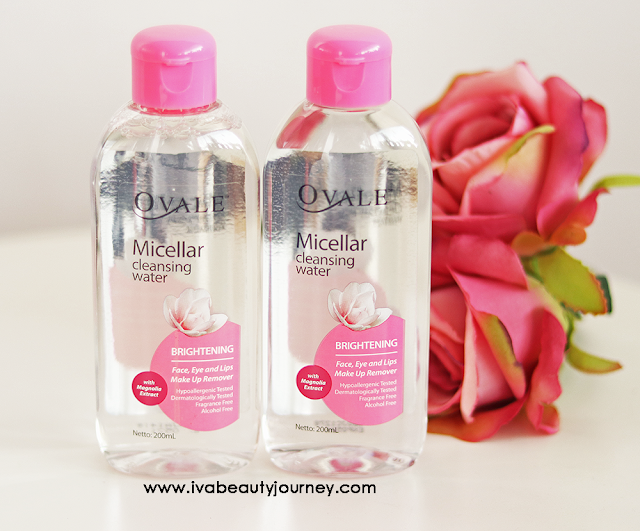 ovale micellar water review
