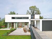 Moderne Einfamilienhäuser Mit Flachdach