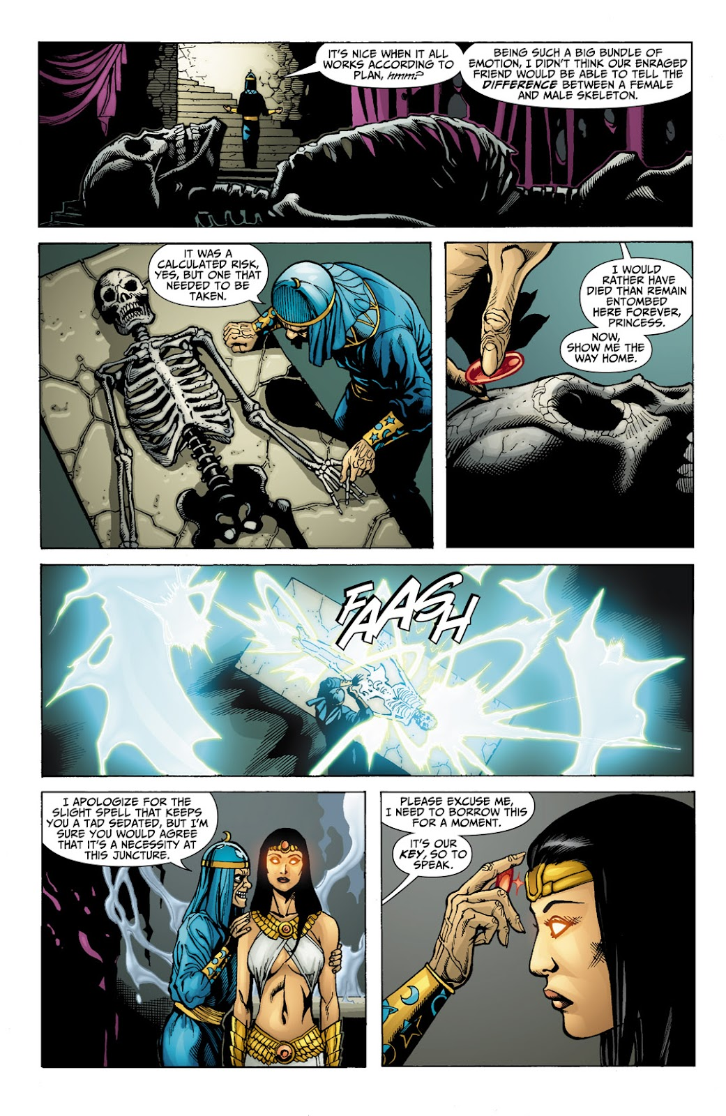 Black Adam: The Dark Age issue 6 - Page 19