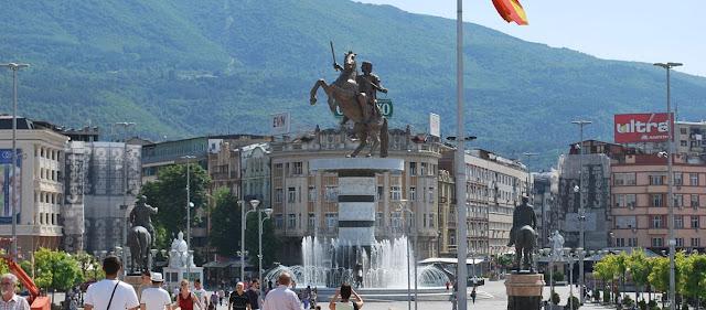 Σκόπια: «Οι Έλληνες έχουν κλέψει όλη την αρχαία κληρονομιά»