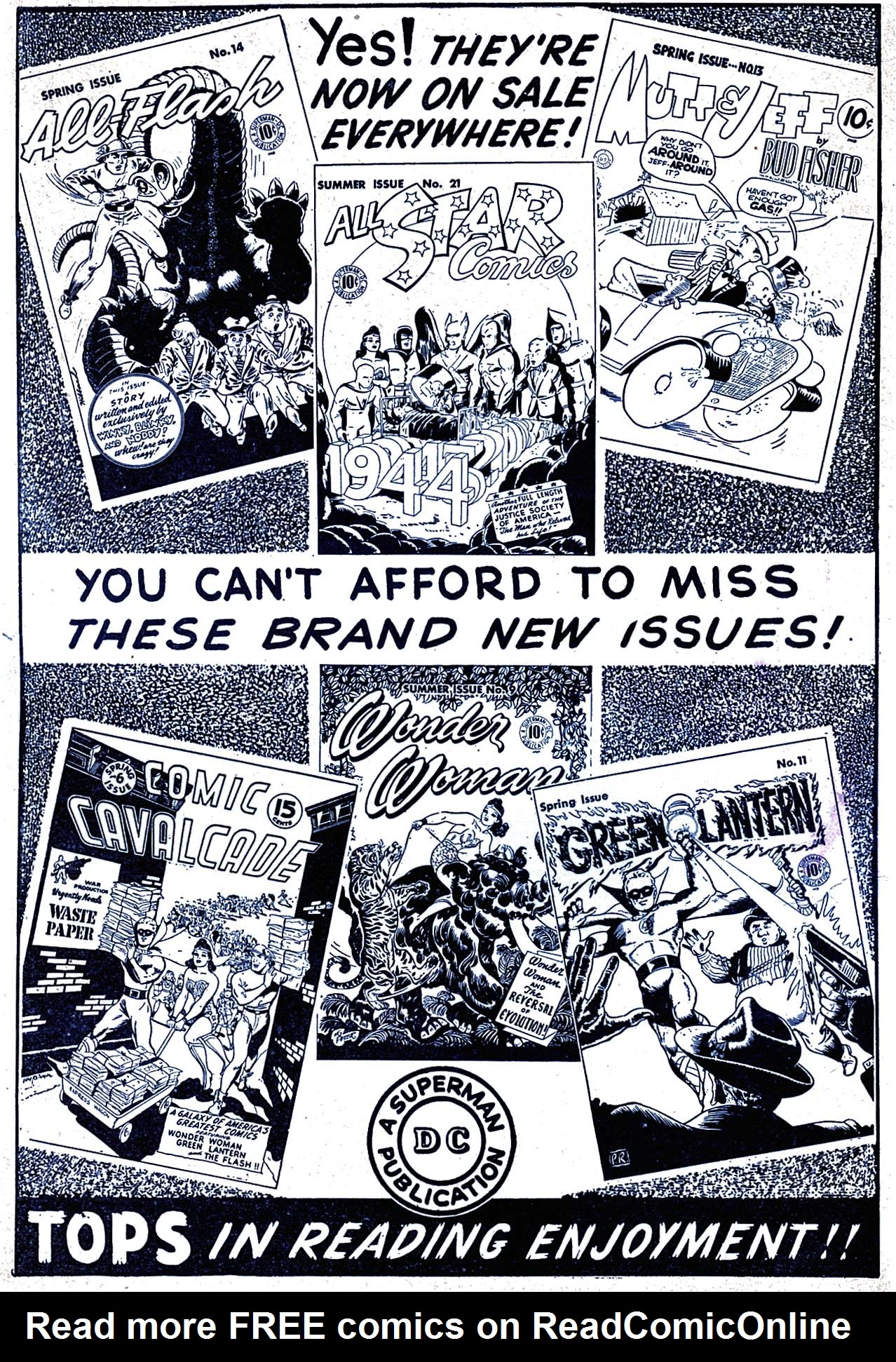 Read online All-American Comics (1939) comic -  Issue #59 - 59