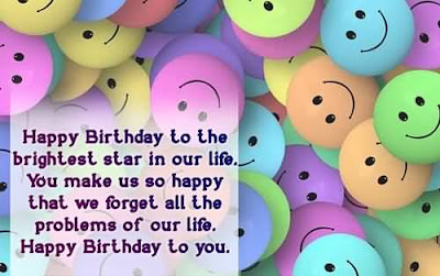 Birthday Wishes with message