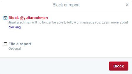 Cara Memblokir Follower di Twitter 100% Berhasil 3