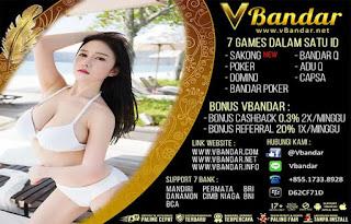 Keuntungan Bermain Judi BandarQ Online VBandar99.com