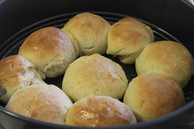 Roti Bun Manis