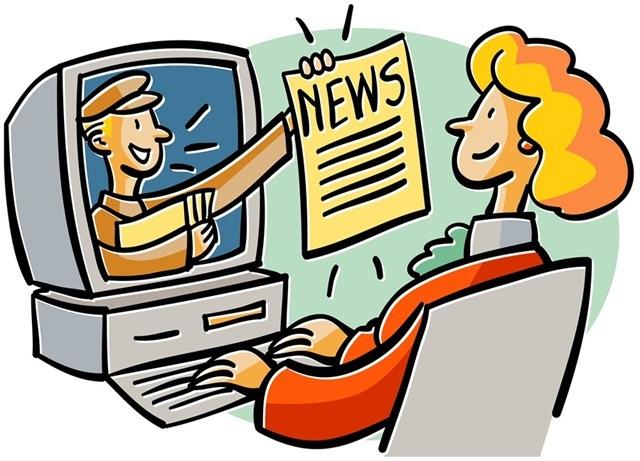 Image result for periodismo definicion cartoon