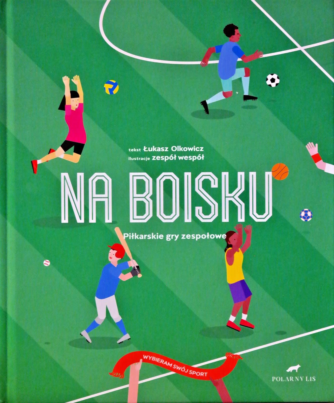 książka o sportowcach