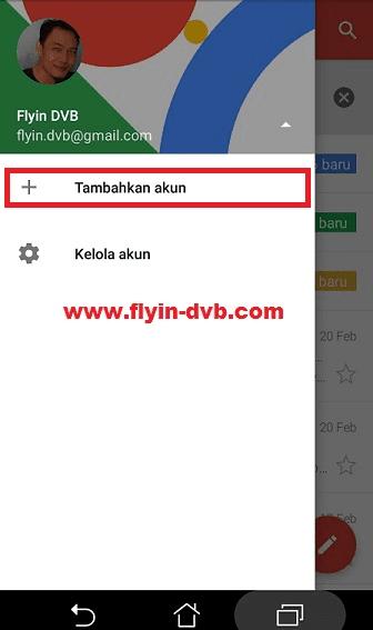 Cara Membuat  Akun Gmail Tanpa No HP langkah 1