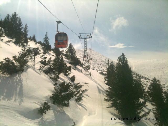 Esquiar Bulgaria