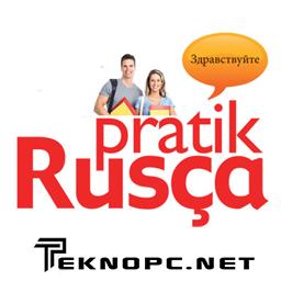 Görsel Pratik Rusça Eğitim Seti