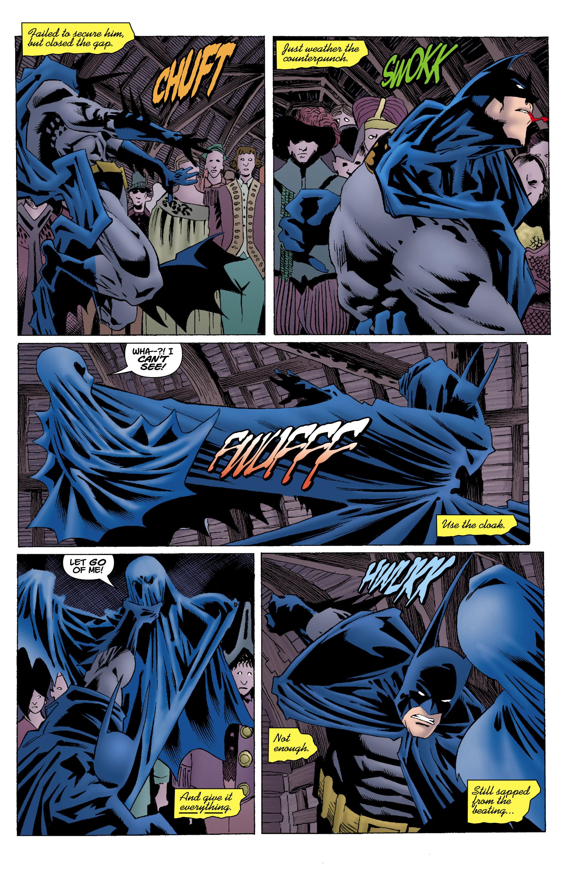Read online Batman: Unseen comic -  Issue #4 - 14