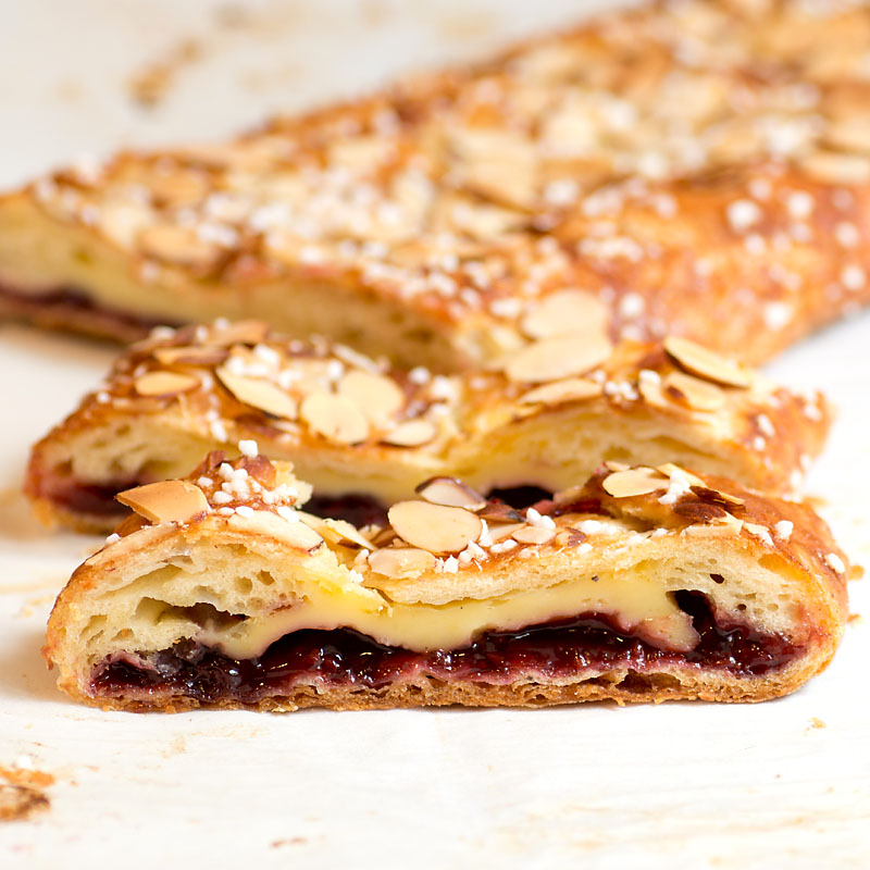 Savoring Time in the Kitchen: Danish Pastries and a Cookbook Review