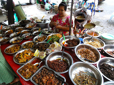 Myanmar street food in Yangon 8