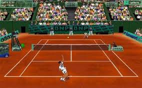 Free Download Games V Tennis PSX ISO For PC Full Version - ZGAS-PC