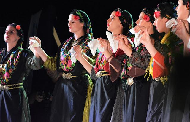 Το ΧΟΡΟΣΗΜΟ στο 2ο διεθνές φεστιβάλ παραδοσιακών χορών «Παυλοπέτρια» στην Ελαφόνησο