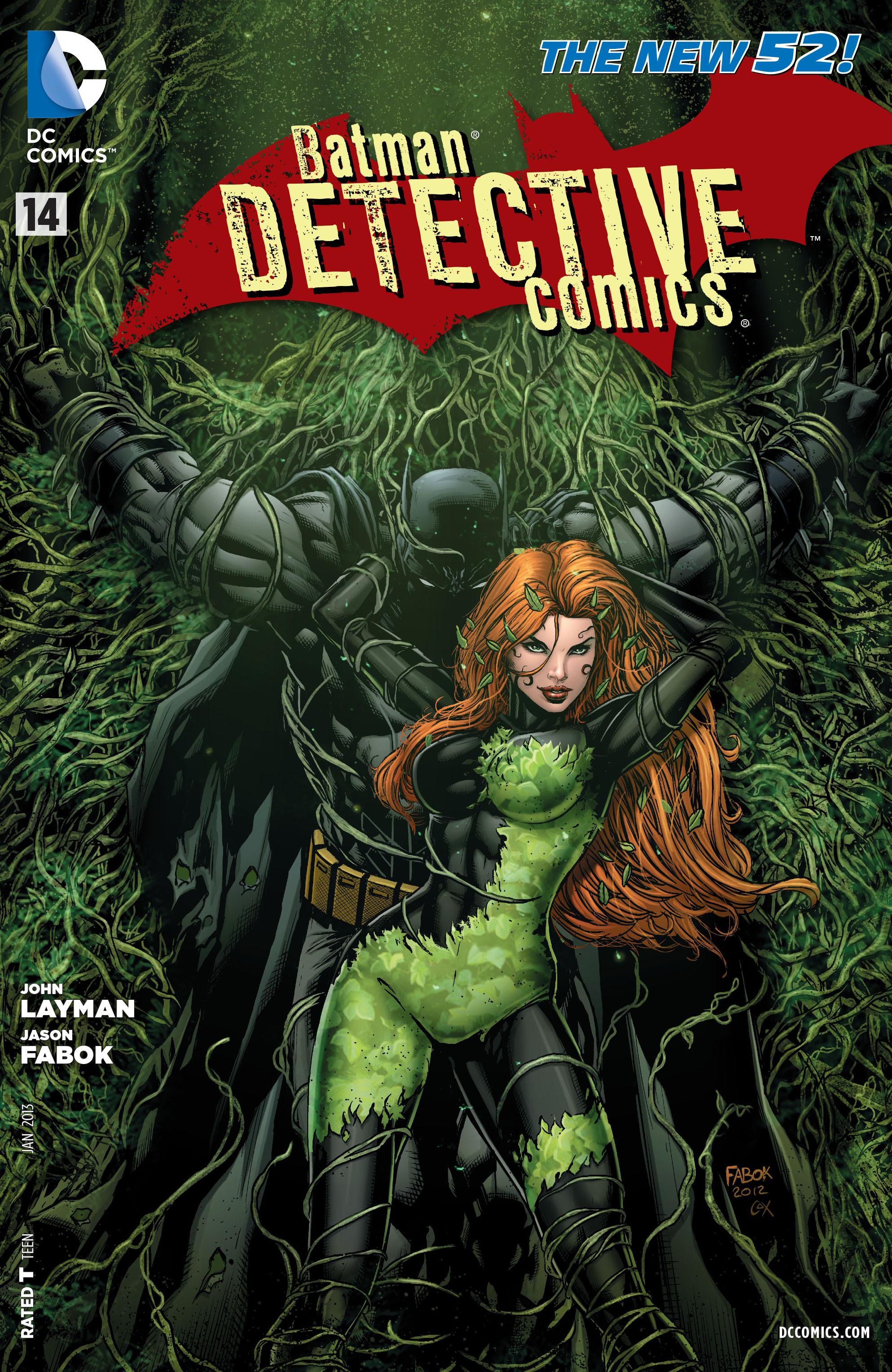 Detective Comics (2011) 14 Page 1