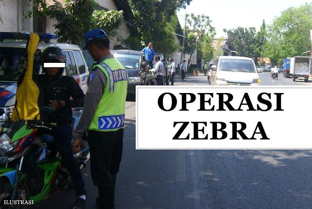 Catat! Ini yang Diawasi Polisi Saat Operasi Zebra