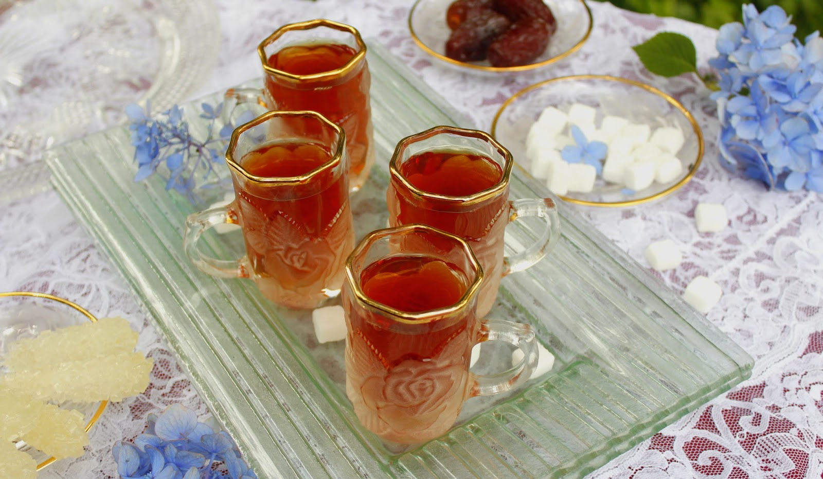 Turmeric & Saffron: How to Brew the Perfect Persian Cup of