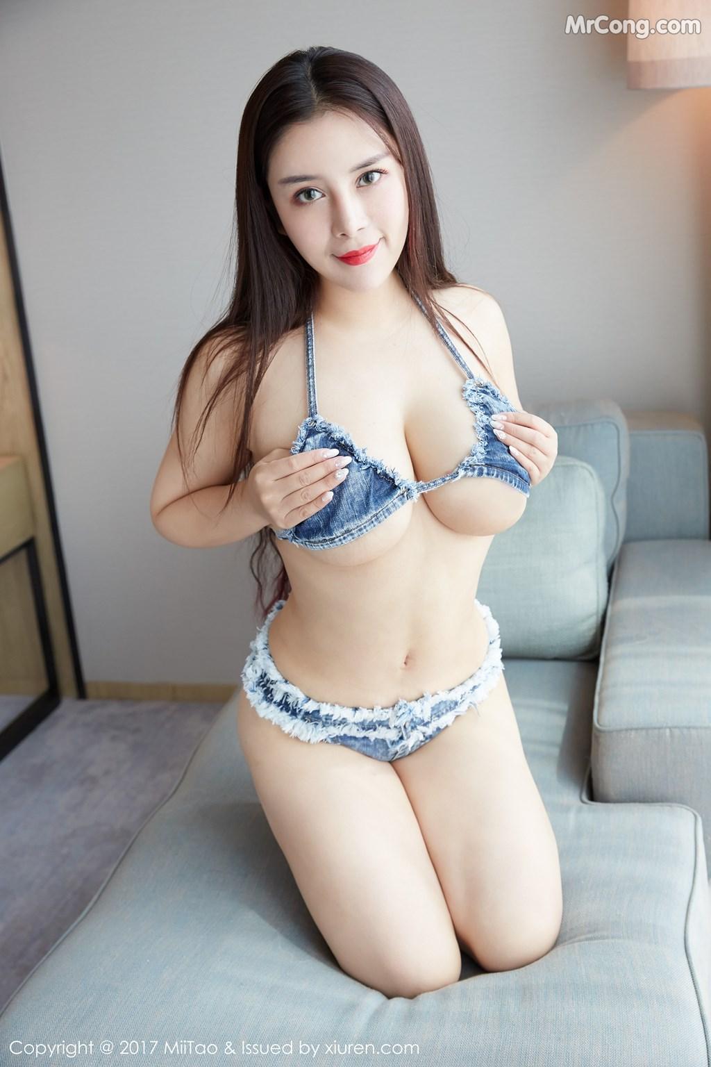 Image MiiTao-Vol.082-Xue-Qian-Xun-MrCong.com-003 in post MiiTao Vol.082: Người mẫu Xue Qian Xun (雪千寻) (51 ảnh)