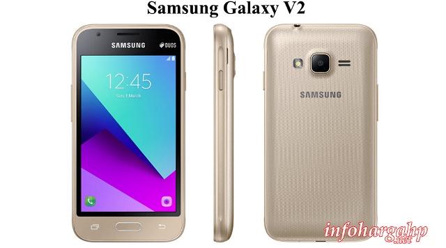 Harga Samsung Galaxy V2, Spesifikasi Samsung Galaxy V2, Review Samsung Galaxy V2