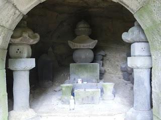 毛利季光墓
