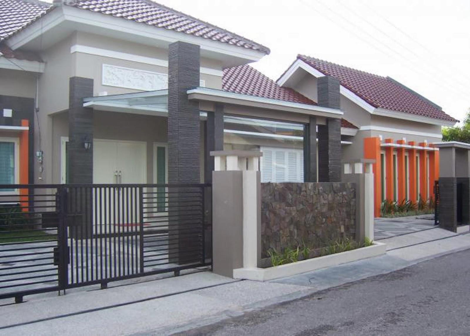 Desain Exterior Rumah Minimalis 1 Lantai Desain Rumah Minimalis