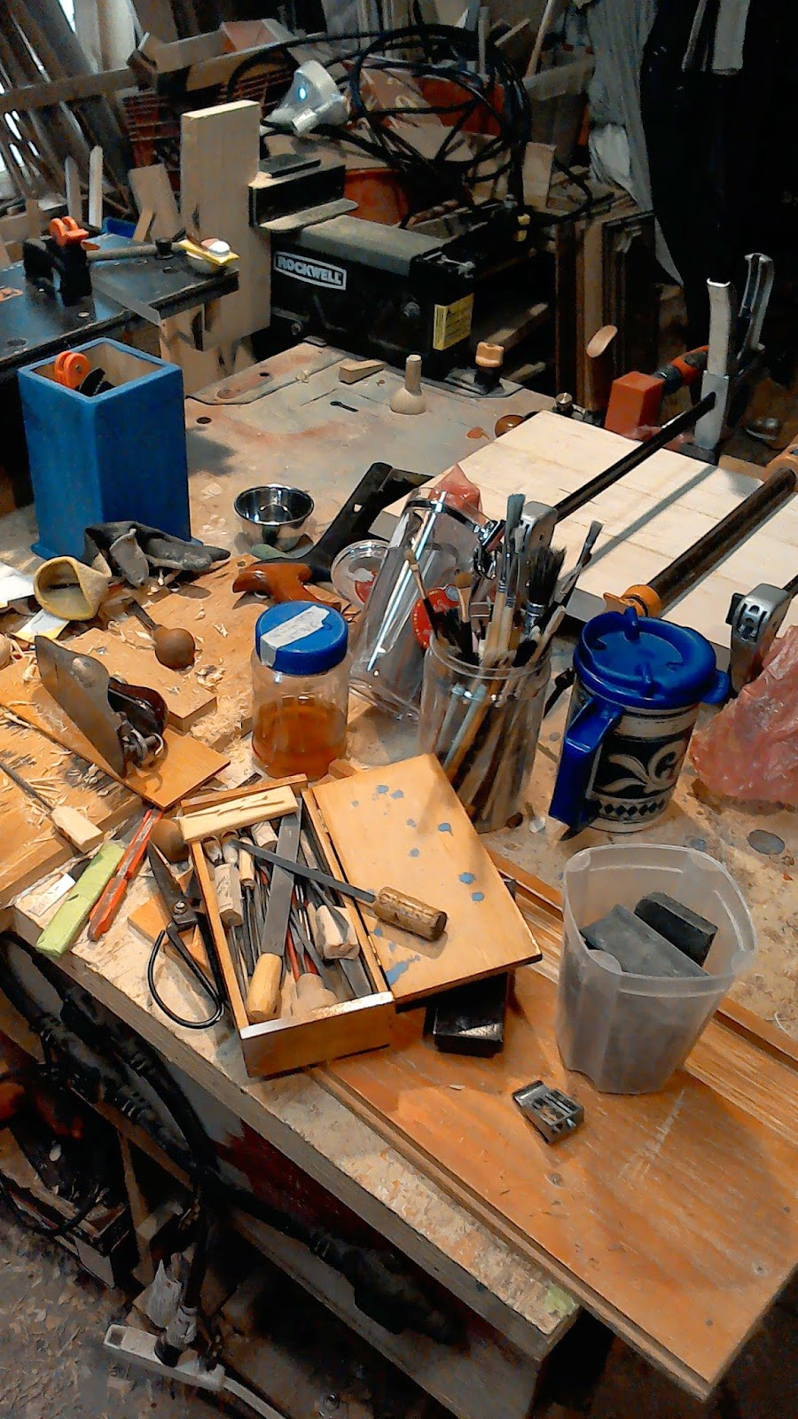 the tool store blog: on the bench