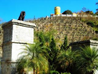 Henrique Laje Construiu o Castelo para Gabriela Benzazoni, Uma Cantora Italiana de Ópera