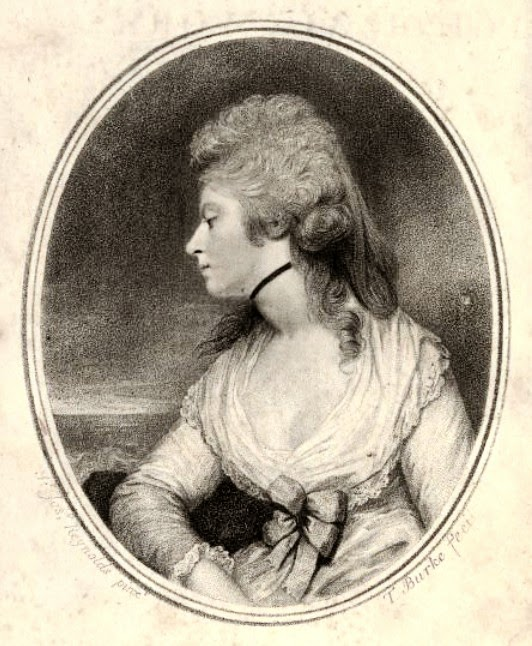 Perdita - Mary Robinson from The Poetical Works of   the late Mrs Mary Robinson (1806)