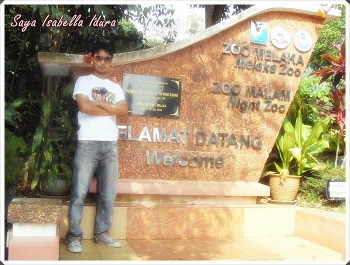 bercuti ke Melaka